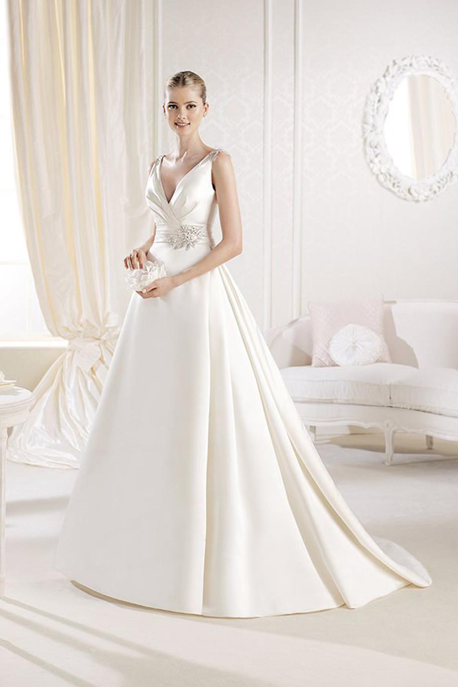 Свадебное платье La Sposa коллекции Costura 2014