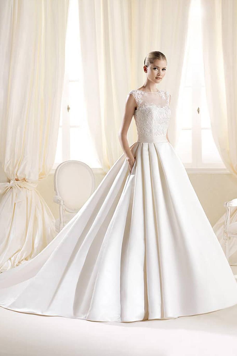 Свадебное платье IOLANDA от LA SPOSA