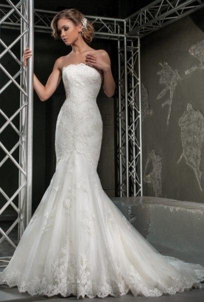 Свадебное платье от Love Bridal