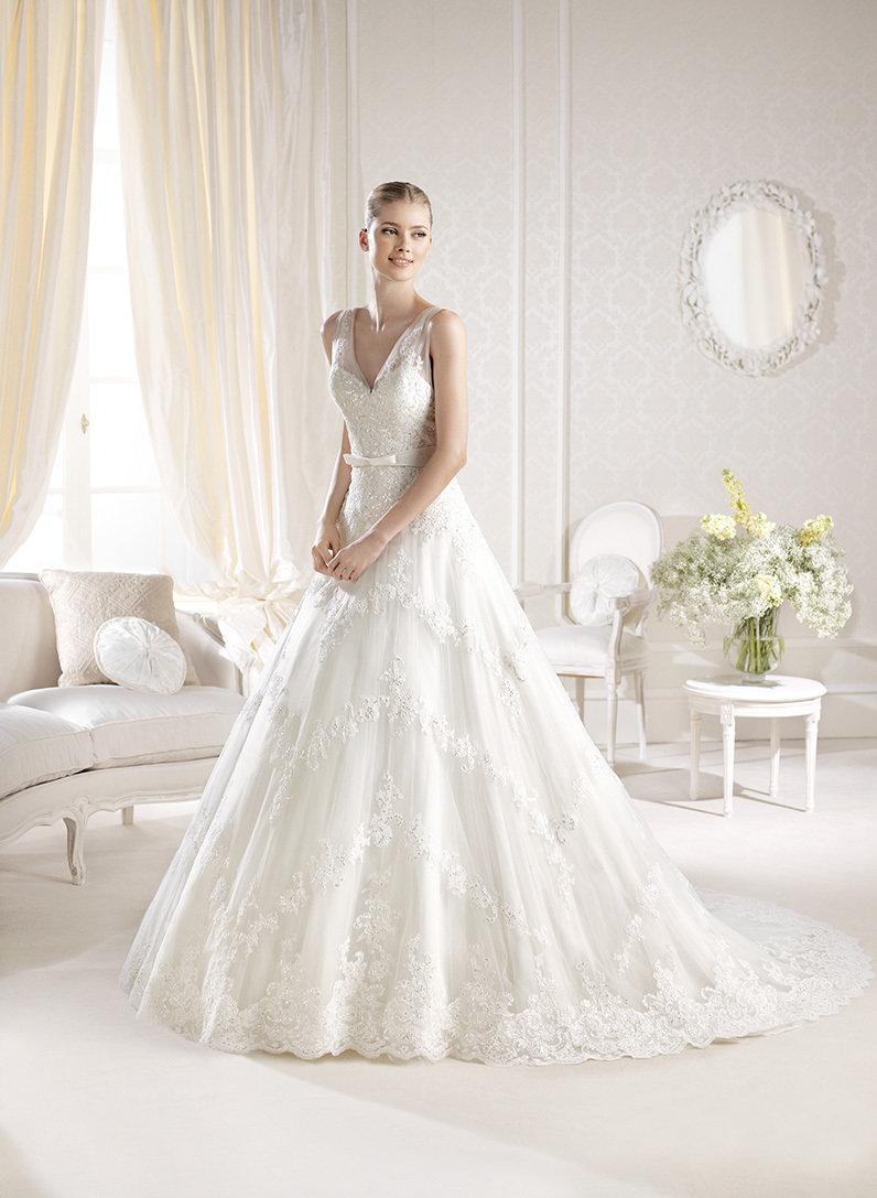 Пышное свадебное платье ILDAURA от La Sposa