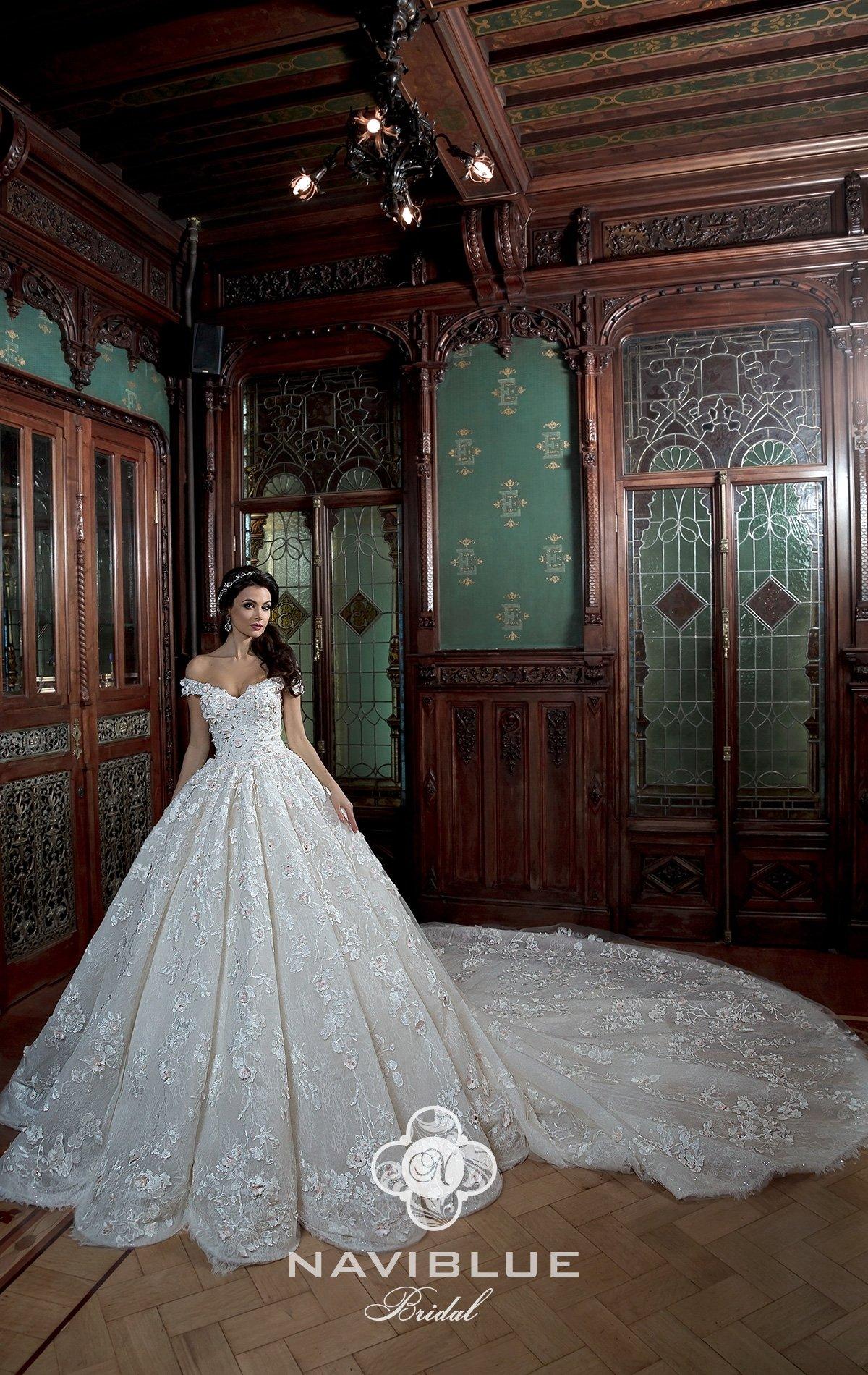 Свадебное платье NAVIBLUE BRIDAL ROYAL