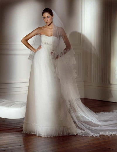 Свадебное платье Denver в греческом стиле