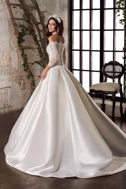 Свадебное платье BANDY