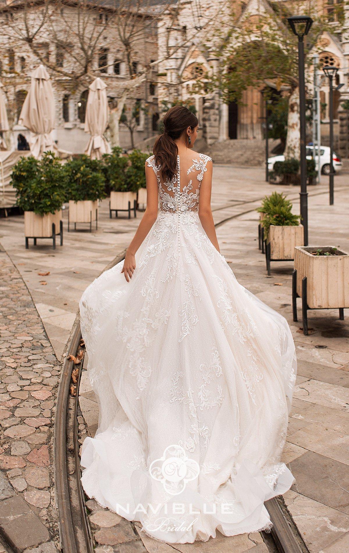 Свадебное платье Naviblue bridal 17307