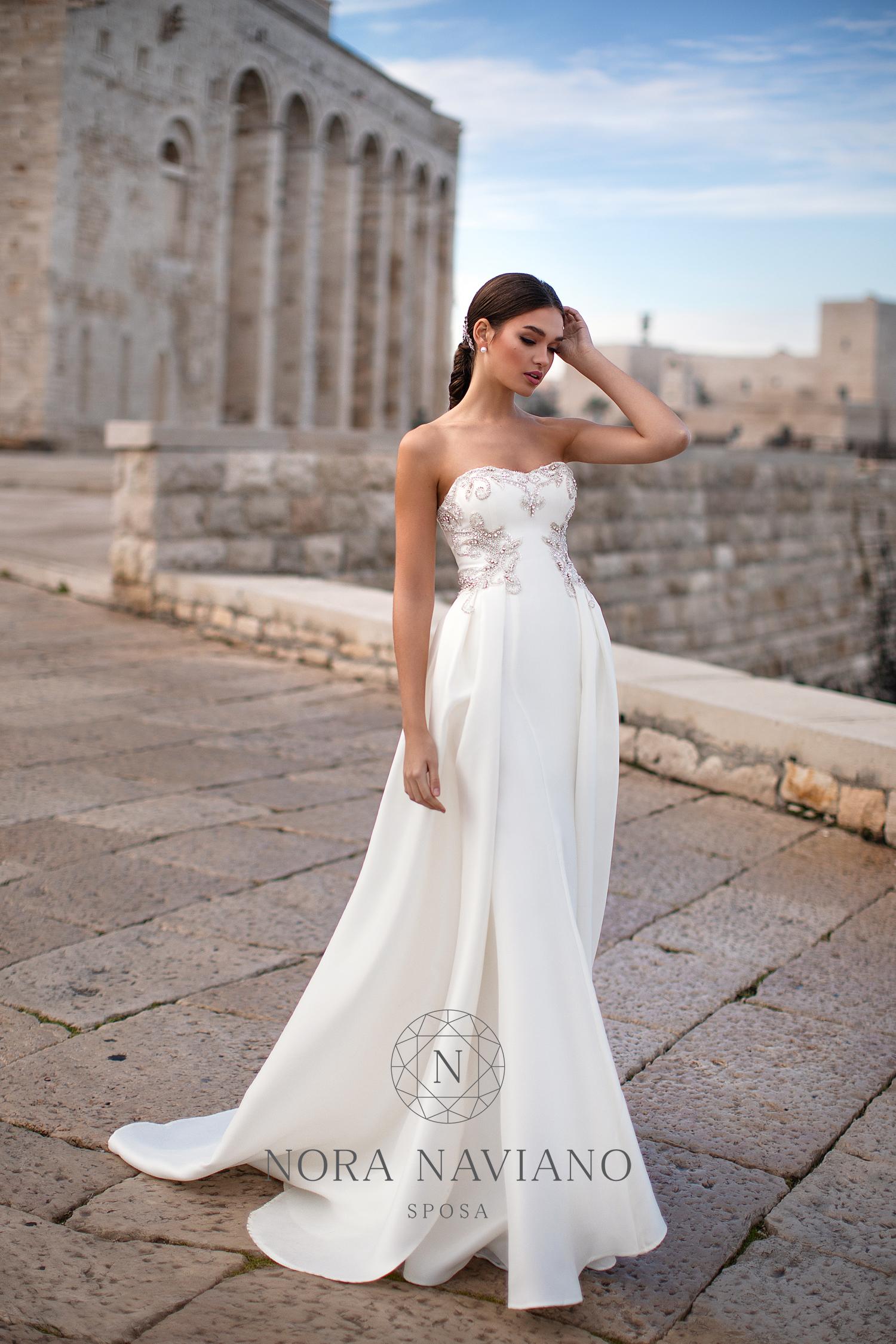 Свадебное платье Nora Naviano 19008